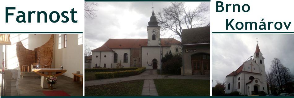 Římskokatolická farnost Brno-Komárov